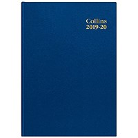 Collins 2019/20 Appointment Academic Diary, Day to a Page, A5, Random colour