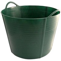 General Purpose 42 Litre Flexi Trug - Green