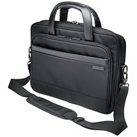 Kensington Contour 2.0 Laptop Carry Case, 14 inch Capacity, Black