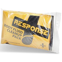 Click Medical Body Fluid Cleanup Pack