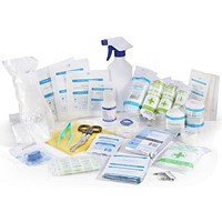 Click Medical Personal Sports First Aid Kit Refill
