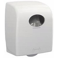 Aquarius 7375 Rolled Hand Towel Dispenser - White