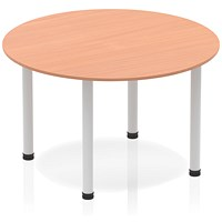 Sonix Circular Table / 1200mm / Beech