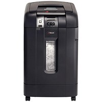 Rexel AutoPlus SmarTech 750X Shredder Cross Cut 115 Litres P-4
