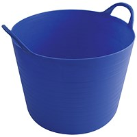 General Purpose 26 Litre Flexi Trug - Blue