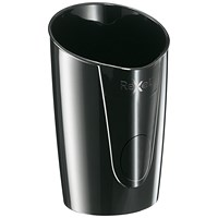 Rexel Choices Pen Pot - Black