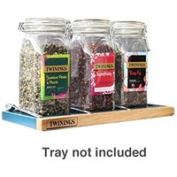Twinings Kilner Jars / Pre-printed Labels / Set of 3