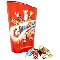 Celebrations Chocolates Carton - 245g