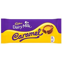 Dairy Milk Caramel Bar - Order over £49