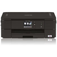 Brother DCP-J772DW Inkjet Printer 3 in 1 Copier Scanner LCD Display Ref DCP-J772DW