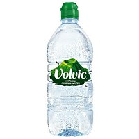 Volvic Natural Mineral Water - 12 x 1 Litre Bottles