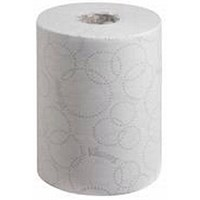 Scott 6781 Ultra Slimroll Hand Towel Rolls / 2-Ply / White / Pack of 6