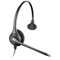 Plantronics HW251N Headset Supra Plus Wired Quick Call Comfortable Monaural Ref 36832-41