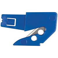 Pacific Handy Cutter S7 Film Cutter Replacement, Blue, Pack of 3