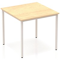 Trexus Square Table, 800mm, Maple