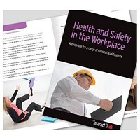 Click Medical Health And Safety Book - Fully Illustrated