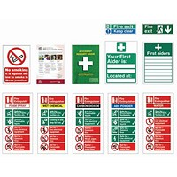 Stewart Superior Signs Starter Pack for Small Sized Businesses [Pack 10]
