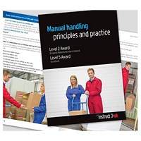 Click Medical Manual Handling Book - Fully Illustrated