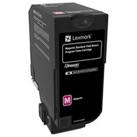 Lexmark CS720/CS725 Magenta Laser Toner Cartridge