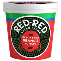 Red-Red Black Eyed Beans and Tomato Super Stew - Pack of 6