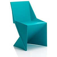 Trexus Freedom Polypropylene Visitor Stacking Chair - Green