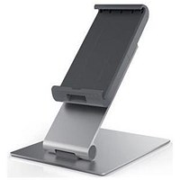 Durable Table Tablet Holder Aluminium Ref 893023