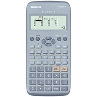 Casio FX-83GTX Scientific Calculator Exam Ready Blue Ref FX-83GTX-DB
