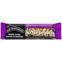 Eat Natural Maple Syrup, Pecans and Peanuts bar, 45g, Pack of 12