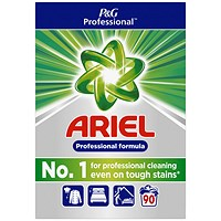 Ariel Professional Deep Clean Washing Powder, Up to 90 Washes