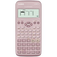 Casio FX-83GTX Scientific Calculator Exam Ready Pink Ref FX-83GTX-DP