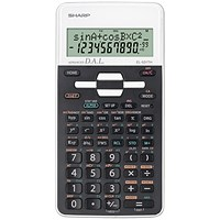 Sharp EL-W531 Scientific Calculator, 335 Functions, White