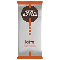 Nescafe Azera Latte Sachets One Cup - Pack of 35
