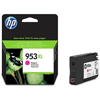 HP 953XL High Yield Magenta Ink Cartridge