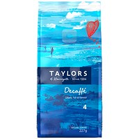 Taylors Decaffeinated Ground Coffee - 227g