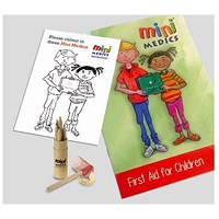 Click Medical Kids First Aid Pack/Pencil