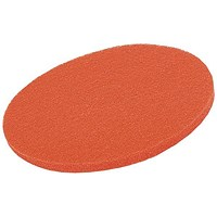 Maxima 20in Floor Polish Pads / Red / Pack of 5