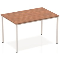Trexus Rectangular Table, 1200mm, Walnut