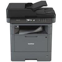 Brother DCP-L5500DN Pro All-In-One Mono A4 Laser Printer 40ppm Auto Duplex Ref DCPL5500DN