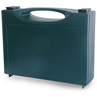 Click Medical 5090 Priestfield First Aid Box, Large, Green