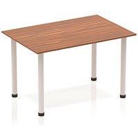 Sonix Rectangular Table, 1200mm, Walnut