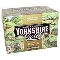 Yorkshire Tea Gold Tea Bags - Pack of 160