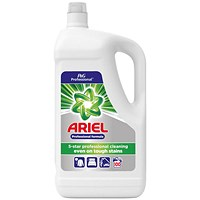 Ariel Professional Liquid Wash, Up to 80 Washes, 5 Litres