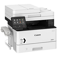 Canon i-SENSYS MF445dw Laser Printer, Multifunctional, Mono, A4, Ref 3514C020AA