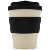 Ecoffee Eco 12oz Nature Cup - Black