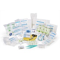 Click Medical Football First Aid Kit Refill