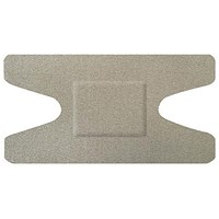 Click Medical Fabric Knuckle Plasters, 74 x 38mm, Pack of 50