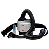 3M Versaflo Starter Kit Powered Air Respirator- Grey