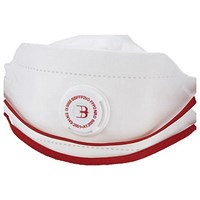 B-Brand P2 Premium Fold-flat Vented Mask, Adjustable, White, Pack of 20