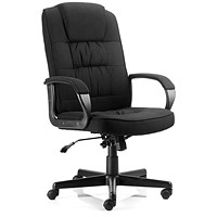 Trexus Moore Executive Chair, Black