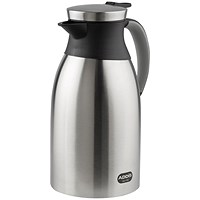 Addis Insulated Vacuum Jug with Stainless Steel Liner, Leakproof, 1.8 Litre